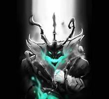 Thresh - League of Legends - LoL by sakha