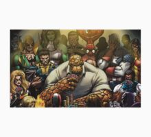 Marvel Poker Club by Kyle Marno