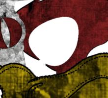 The Sword & Claw Sticker
