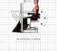 An Exercise in Grace (Grace Jones) by RobC13