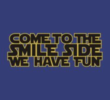 Come to the Smileside (yellow black)  by hardwear