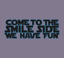 Come to the Smileside (blue black)  by hardwear