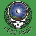 Fest Head by artbyjoeski