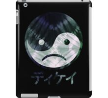 Yin Yang Face III iPad Case/Skin