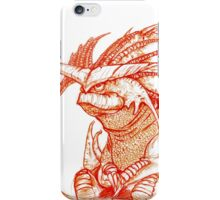 Hiccup's Mom's Dragon.  iPhone Case/Skin