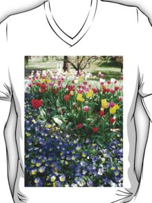 Tulip Time in Australia 3 Photograph by Heatherian T-Shirt