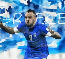 Brazil - World Cup 2014 (Greece) by Alwin Red
