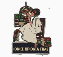 Once Upon A Time - Reading Fantasy by deborahsmith