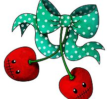 Skull Cherries by colonelle