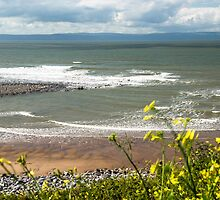 Colhuw Beach Llantwit Major by Nick Jenkins