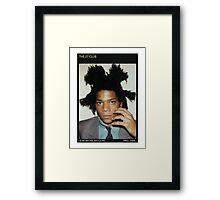 BASQUIAT-THE 27 CLUB Framed Print