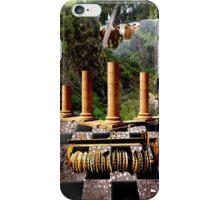 The Elemental Tourist - Earth iPhone Case/Skin