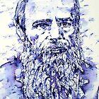 DOSTOYEVSKY portrait by lautir