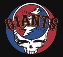 Grateful Dead SF Giants by FlashJr
