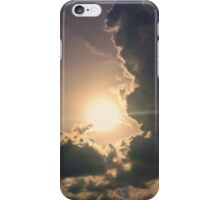 The Parting Sky iPhone Case/Skin