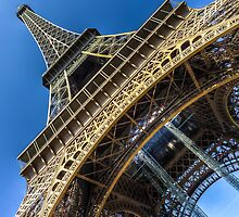 Eiffel Tower 3 by John Velocci