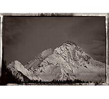 Ahornspitze in Austria Photographic Print