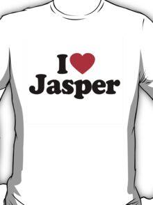 I Heart Love Jasper T-Shirt