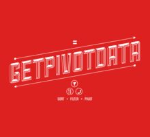 GETPIVOTDATA by FunctionFan