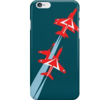Red Arrows 50th Display Season iPhone Case/Skin
