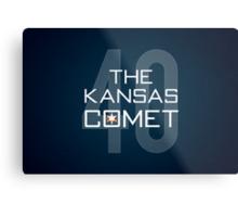 The Kansas Comet Metal Print