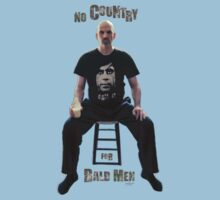 No Country For Bald Men by jaytees