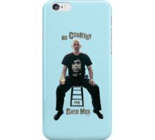 No Country For Bald Men iPhone Case/Skin