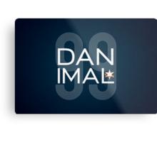 Danimal Metal Print