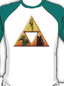 Triforce - The Legend Of Zelda T-Shirt