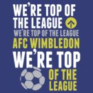 AFC Wimbly Wombys - Top of the League by Chris Carruthers