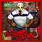 El Senor Stazare from Riot City Wrestling by GUNHOUND