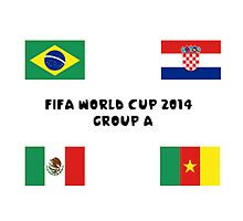 FIFA World Cup - Group A by MrPixelArtist