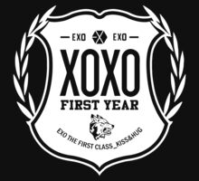 EXO XOXO First Year Logo by ApriliantoAlf