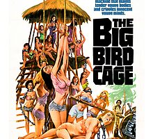 The Big Bird Cage by PulpBoutique