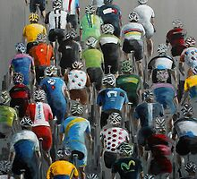 Peleton 2014 by Andy Farr
