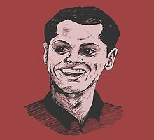 Hernandez - Man united by Ben Farr