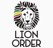 Lion Order BLK STK Kids Clothes