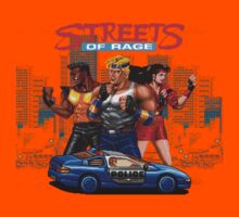 Streets of Rage Kids Clothes