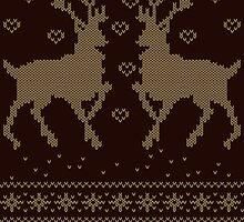 Deers by Marishkayu