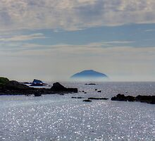 Ailsa Craig in Mist by Tom Gomez