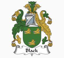 Black Coat of Arms / Black Family Crest by ScotlandForever
