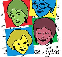 The Golden Girls by Proyecto Realengo