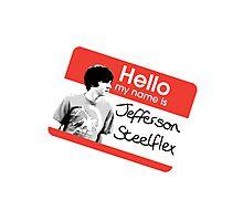 Jefferson Steelflex + Photo - Drake and Josh Inspired Photographic Print