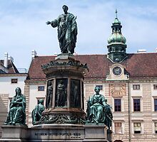 Emperor Franz II, Francis II statue. by FER737NG