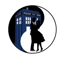 Yin and Yang Doctor Who Style by FanHam