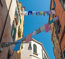 Cloth drying rope. by FER737NG