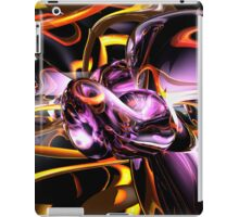Cosmic Lightning Abstract iPad Case/Skin