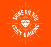 Shine On You Crazy Diamond Kids Clothes