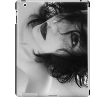 The Realm In-between - Self Portrait iPad Case/Skin