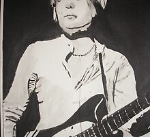 Tina Weymouth by Colin  Laing